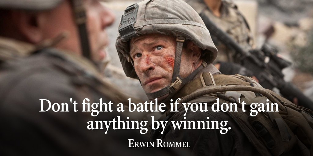 Picture quote by Erwin Rommel about win