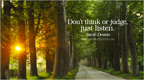 Picture quote by Sarah Dessen about think