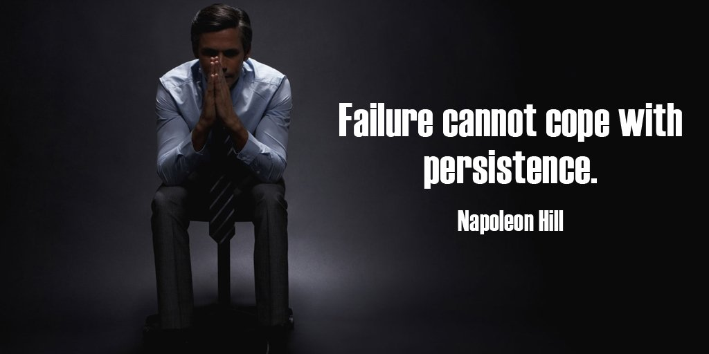 Persist quote Failure cannot cope with persistence.