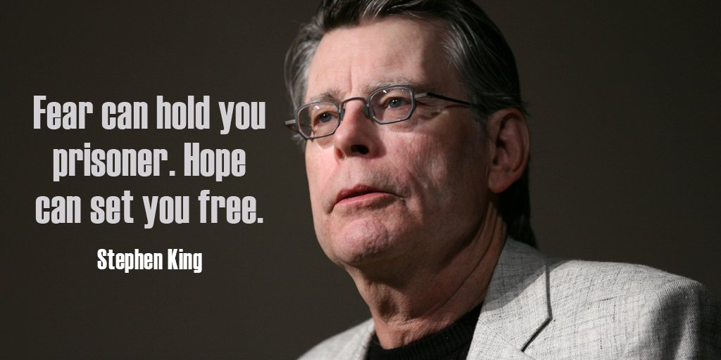 image quote by Stephen King