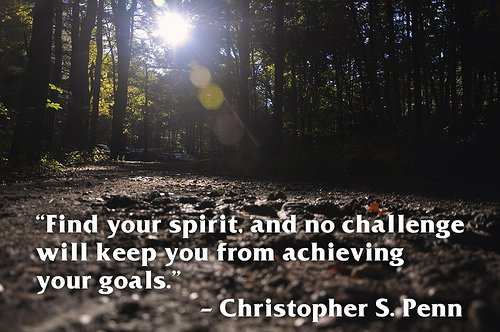 Picture quote by Christopher S. Penn about goals