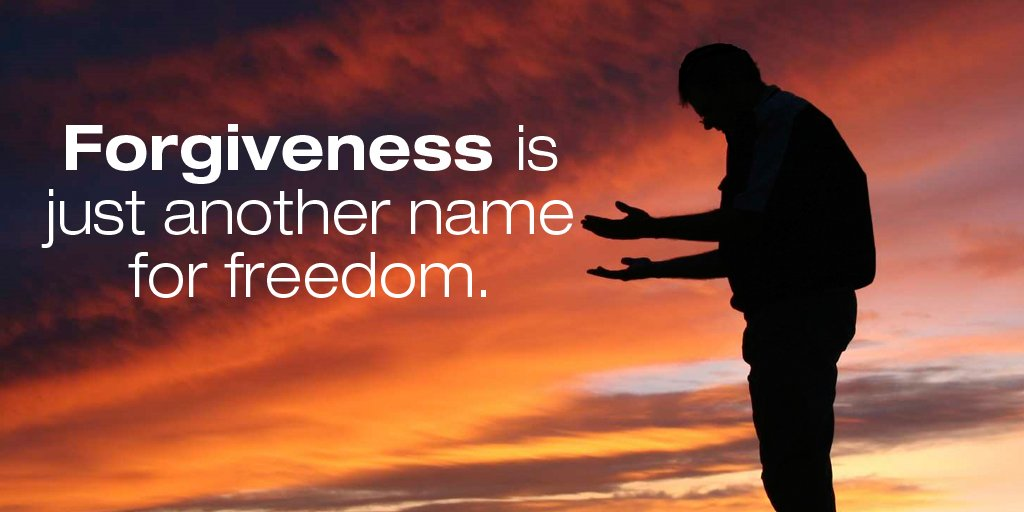 Forgiveness image quote by Sayings