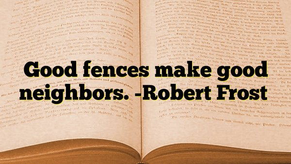 Picture quote by Robert Frost about security