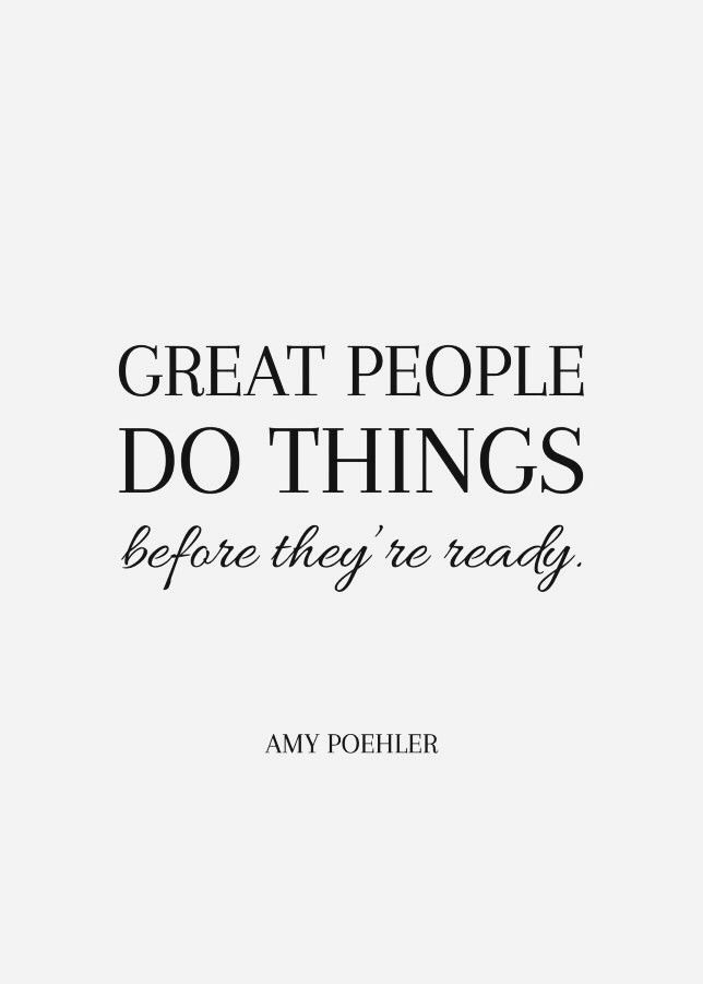 image quote by Amy Poehler