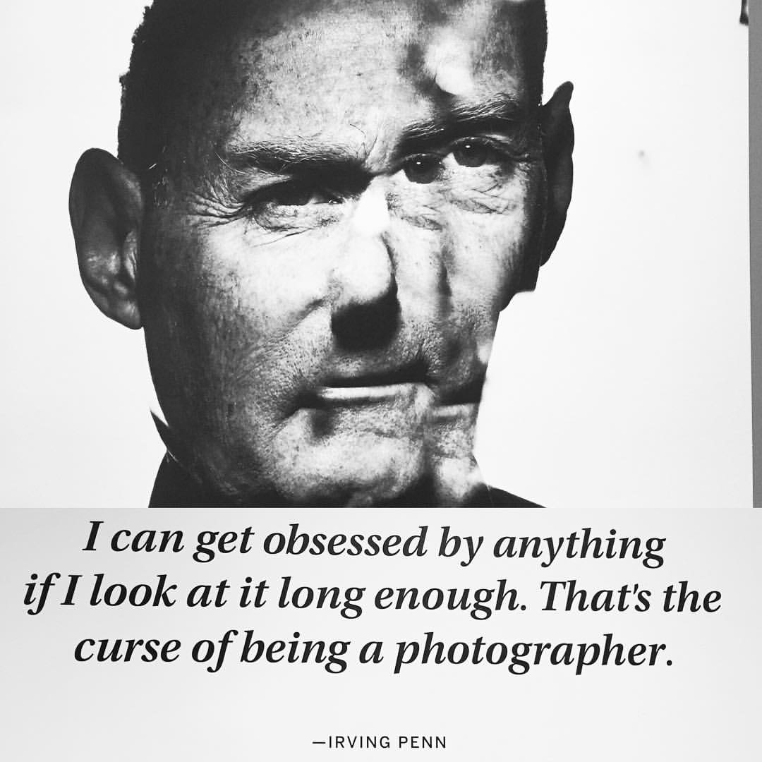 Hot image quote by Irving Penn