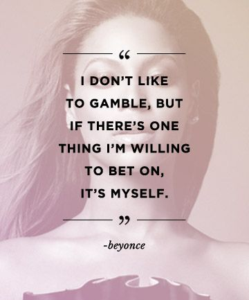 Gamble quote I don't like to gamble, but if there's one thing I'm willing to bet on, it's mys