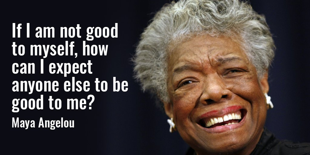 image quote by Maya Angelou