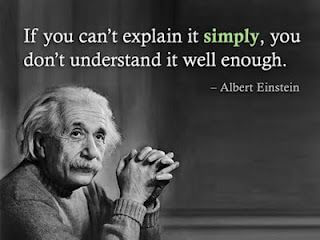 If You Can T Explain It Simply You Don T Understand It Well Enou Image Quote