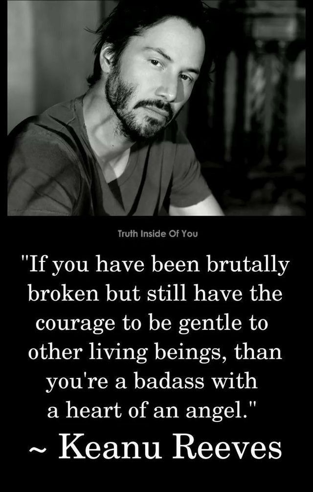 Angeles quote If you have been brutally broken but still have the courage to be gentle to othe