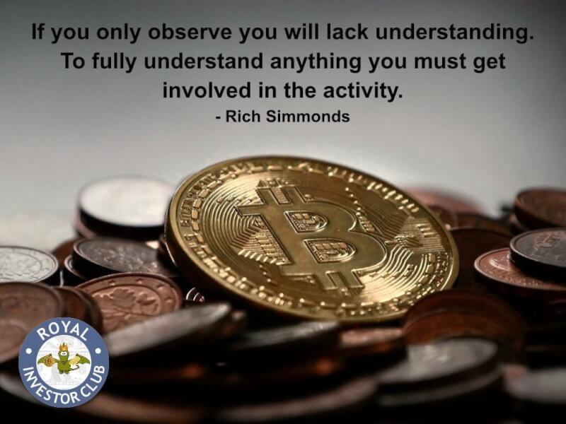 Observation quote If you only observe you will lack understanding. To fully understand anything yo