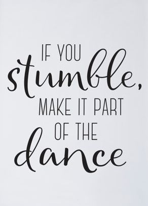 Dance quote image