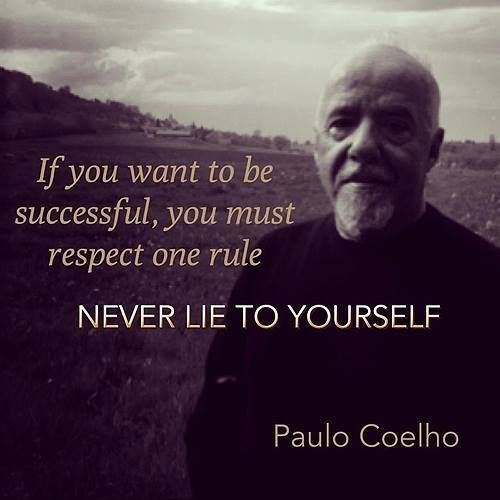 Picture quote by Paulo Coelho about success