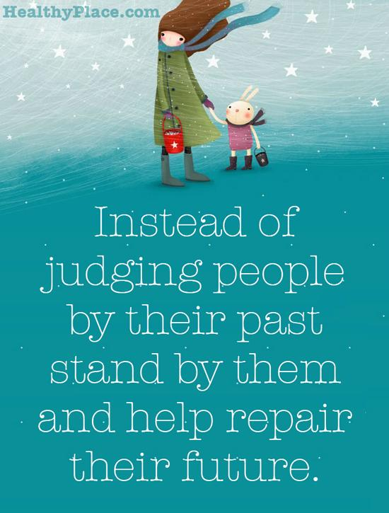 judging people by thier appearance People with invisible disabilities don't look disabled  their restrictions may not be conspicuous at a glance, but their pain,.