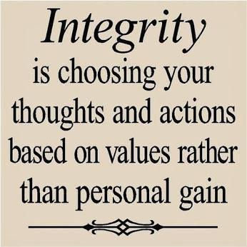 Thoughts On Moral Values - Quotes Collection