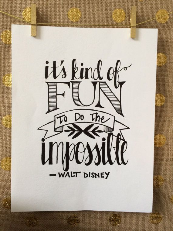 Picture quote by Walt Disney about inspirational