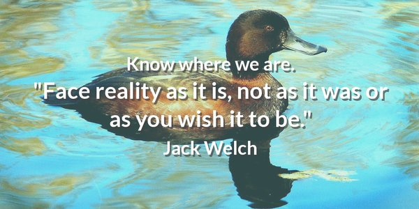 Picture quote by Jack Welch about knowledge