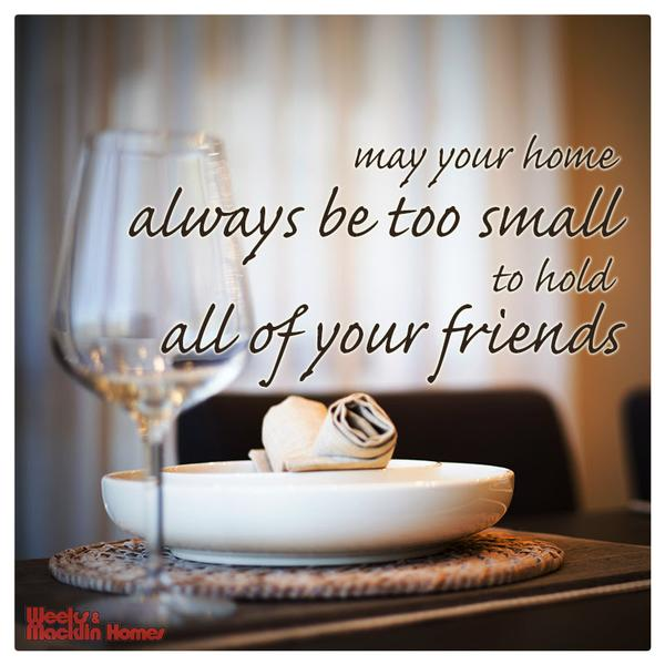 sayings home quote image your home always be too small to