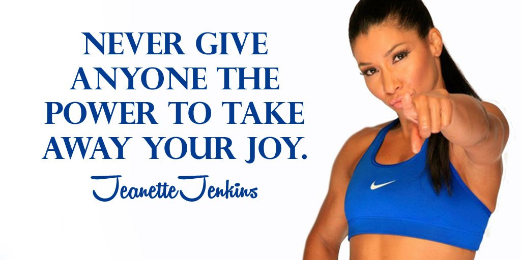 Anyone quote Never give anyone the power to take away your joy.