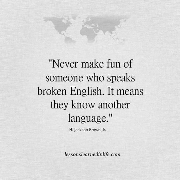 English quote image