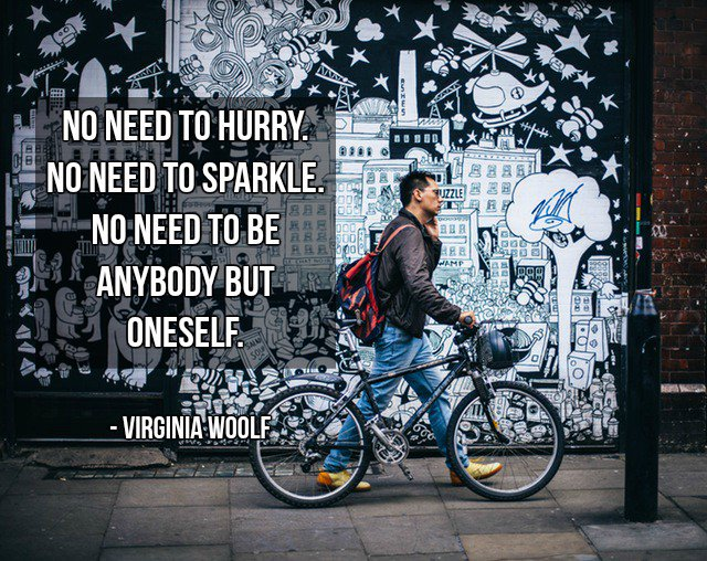 Picture quote by Virginia Woolf about inspirational