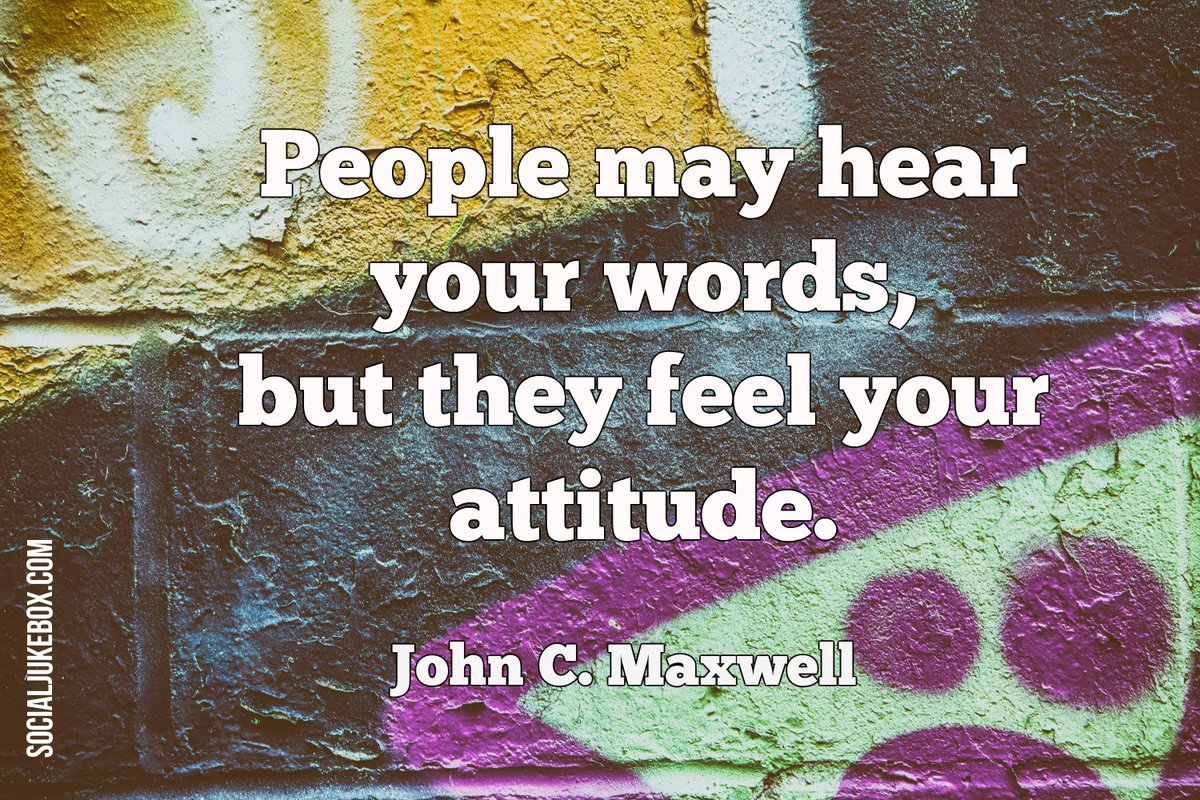 Picture quote by John C. Maxwell about attitude
