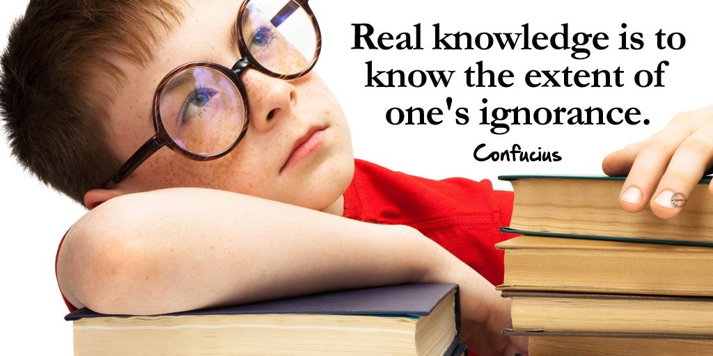 Real women quote Real knowledge is to know the extent of one's ignorance.