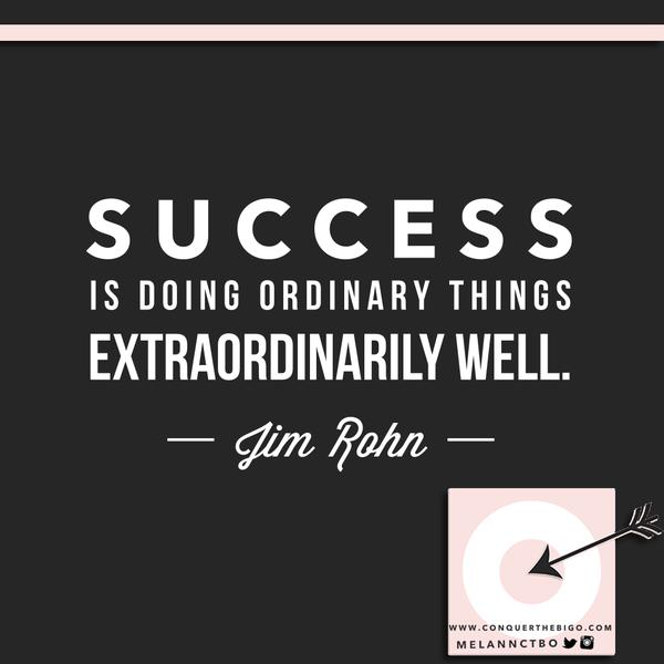 Picture quote by Jim Rohn about success