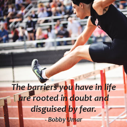 Picture quote by Bobby Umar about inspirational
