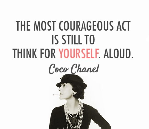 37 Best Coco Chanel Quotes about fashion, feel, live, time ...
