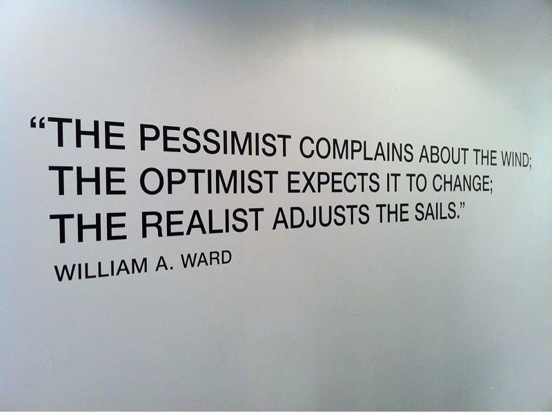 Picture quote by William Arthur Ward about thinking
