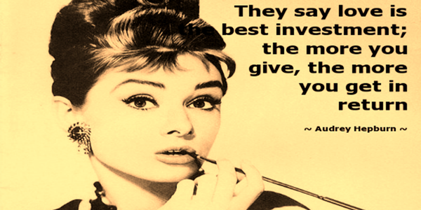 image quote by Audrey Hepburn