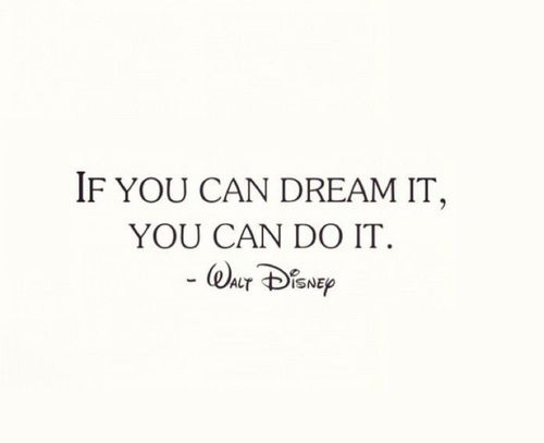 Picture quote by Walt Disney about dreams