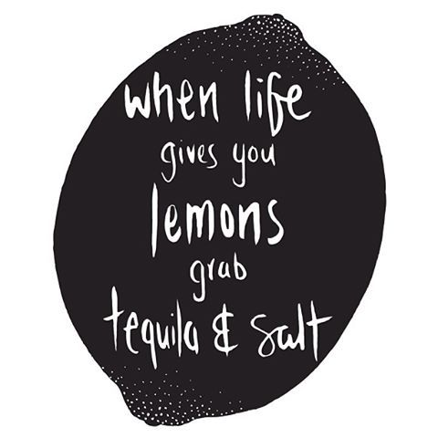 When Life Gives You Lemons Grab Te Life Image