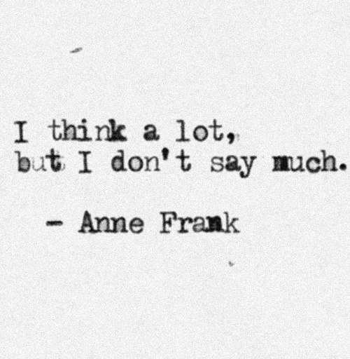 image quote by Anne Frank