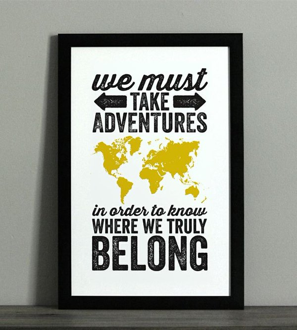 Adventure image quote by