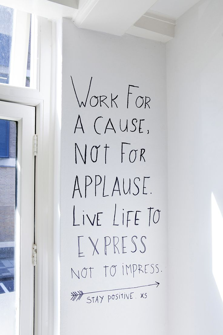 Causes quote Work for a cause, not for applause. Live life to express not to impress.