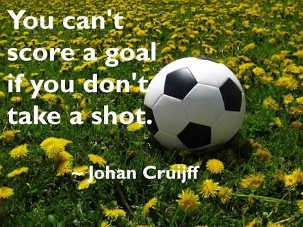 Hot image quote by Johan Cruyff